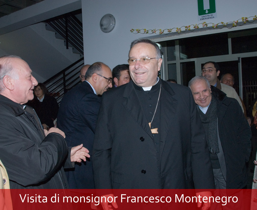 Visita monsignor Montenegro